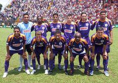 Soccer (Futbol) - Saprissa, my favorite team from Costa Rica