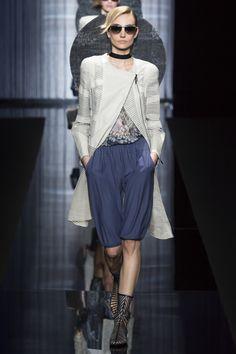 Giorgio Armani, Look #1 / #MIZUstyle