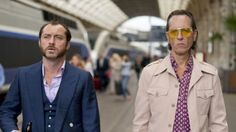 Exclusive (Very Sweary) Dom Hemingway Clip