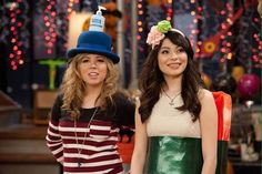 Jeannette Mccurdy, Miranda Cosgrove, Icarly, Kids Shows, Celebs, Celebrities, Movies And Tv Shows, Halloween Costumes, My Favorite Things