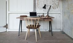Heal's Desks Home Office Work space by Matthew Hilton