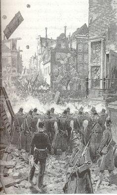Het Palingoproer was een volksopstand in de Jordaan in Amsterdam op 25 juli en 26 juli 1886. De rellen ontstonden toen de politie het spelen van het verboden spel palingtrekken aan de Lindengracht probeerde te verijdelen. Sociale historici plaatsen de gebeurtenissen in een context van maatschappelijke spanningen als gevolg van toenemende (sociaal-economische) verschillen in de 19e-eeuwse Amsterdamse samenleving.