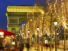 Christmas on the Champs