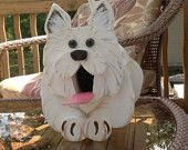 Cat's Meow Birdhouse. $55.00, via Etsy.