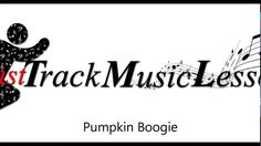 Piano Adventures Lesson Book Level 2B Pumpkin Boogie