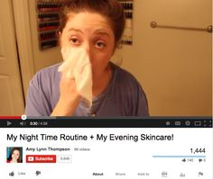 Want to know what's Amy Lynn Thompson's skin care routine? Step One-- La Fresh Eco-Beauty Waterproof Makeup Remover Wipes  We are so happy to be part of your routine  Thanks Amy! @amylynnbuttchin https://www.youtube.com/watch?v=zEwE8NnctNw