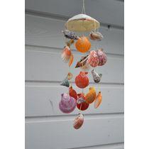DIY: Schelpen windgong - de schelpenshop