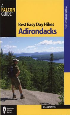 Lace up your bots and sample 42 of the best day hikes & weekend backpacking trips throughout northern New York state's entire Adirondack Park -- one of America's great wilderness regions. They include numerous High Peaks adventures as well as other breathtaking experiences such as Pharaoh, Blue & Black Bear Mountains & Gleasmans Falls. Whether you're looking for a 360-degree mountaintop view, a dramatic waterfall, or a pristine pond, Hiking the Adirondacks takes you to the most scenic…