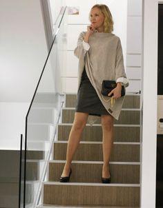 Business Woman Holebrook Sofie -poncho