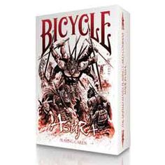 Bicycle Asura Playing Cards (Limited Edition)