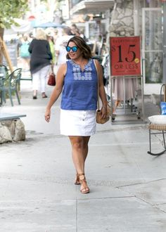 Casual Outfit Los Angeles Fashion Street Style Blogger Personal Stylist Old Navy…