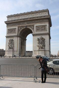 #Paris #France #Beauty Photo by: Mariel Kamp