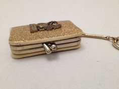RARE 1950s Golden Gate SF Key Chain & Change Purse by TheModPasse
