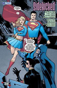 Supergirl Batman Superman Variants | Supergirl, superman, robin and batman by rafael albuquerque