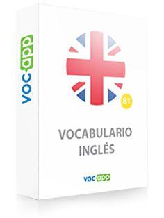 Vocabulario inglés B1