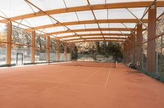 tennis couvert http://www.centroreservas.com/