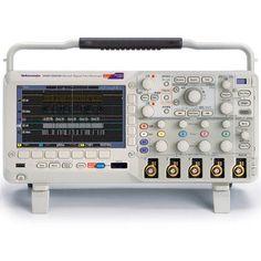 Máy hiện sóng số Tektronix MSO2014B (100 MHz, 4 kênh, 3.5 ns, 1 GS/s). Máy hiện sóng Tektronix MSO2014B Mixed Signal Oscilloscope được thiết kế với 4 kênh analog, 16 kênh kỹ thuật số, băng thông lên đến 100 MHz và tốc độ lấy mẫu 1 GS/s hỗ trợ nhiều chức năng cao cấp, giúp nhanh chóng dò tìm và chẩn đoán các vấn đề trong việc phân tích các tín hiệu phức tạp đáp ứng mọi yêu cầu trong sản xuất, thiết kế, kiểm định, R&D và giáo dục. Với chiều dài dạng sóng lưu trữ 1 M điểm tiêu chuẩn trên tất cả…