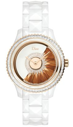 "Adore adore adore     Dior - 38mm Dior VIII Grand Bal ""Plume"" | New watches | WorldTempus"
