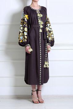 Льняное платье Vita Kin (фото)