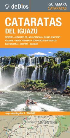 Guía Mapa de Cataratas del Iguazú