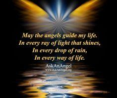 #Angel Prayer: Angel Guidance Follow us on IG @ askanangel1 or Visit AskAnAngel.org
