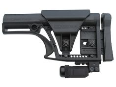 CTK Precision AR Buttstock Rail for LUTH-AR Stock 1