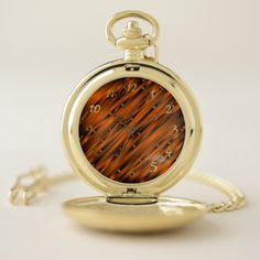 brown metal pattern germany pocket watches pocket watch - patterns pattern special unique design gift idea diy
