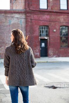 691d33a48 Ravelry  Rowe pattern by Michele Wang Brooklyn Tweed