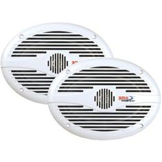 Boss Audio 2-Way Marine Speakers (6 inch x 9 inch)