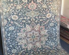 HAND MADE ORİENTAL VİNTAGE OUSHAK KİLİMS AND RUGS by ETHNICARTSHOP Oriental, Rugs, Handmade, Stuff To Buy, Etsy, Vintage, Collection, Home Decor, Farmhouse Rugs