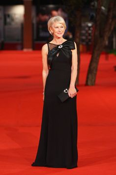 Helen Mirren in The 4th Rome Film Festival - The Last Station - Red Carpet