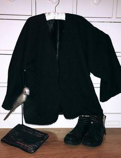 Le fameux kimono – Mapùrnia Jupe Skater, Gilet Kimono, Bomber Jacket, Sweaters, Jackets, Fashion, How To Make, Down Jackets, Moda