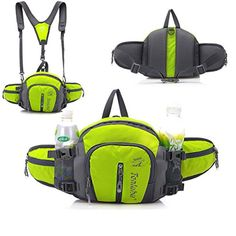 57e55bfd72dd5 sport waist bag waterproof Picture - More Detailed Picture about sports bag  climbing  Bicycle Running movement pockets waterproof 6 color man waist bag  ...