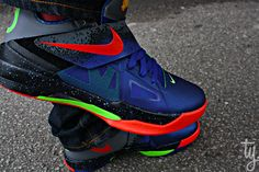 Online Hot Nike KD 4 Un Nerf Custom Kevin Durant Cheap sale