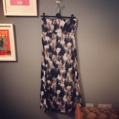 Cotton Jersey Maxi Skirt #howto #tutorial   NEED to learn how to find and use cool jersey prints for ultra simple style   dresses skirts tops bags   anything and ev. thing from pj material  :)