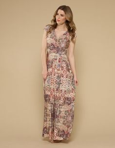 This gorgeous Dress from Monsoon is perfect for me with its distinct Indian influence and flowing fit
