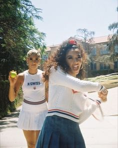 monday morning racketivities 🏸 (shop link in bio) Selfies, Ropa Hip Hop, Go Best Friend, Nike Skirts, Black Girl Aesthetic, Tennis Clothes, Tennis Skirts, Hip Hop Fashion, Tennis Fashion