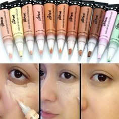 New Concealer Sticker Facial Corretivo Base Contour Cream Camouflage Bronzer Concealer Stick Highlighter Makeup _ {categoryName} - AliExpress Mobile Version - Highlighter Makeup, Contour Makeup, Bronzer, Beauty Makeup, Hair Makeup, Body Makeup, Eyebrow Makeup, Beauty Care, Makeup Products