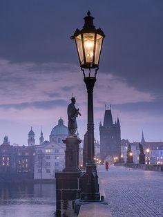 Puente de Carlos, Praga República Checa.
