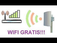 Como hacer una antena wifi de largo alcance fácil en 5 Minutos!!! - YouTube Electronic Circuit Projects, Electronics Projects, Wifi Cracker, Claves Wifi, Wifi Extender, Wifi Antenna, Business Essentials, Internet Tv, Best Laptops