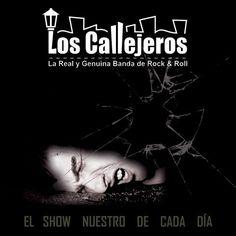 """Los Callejeros presentan su nuevo disco """"El Show Nuestro de Cada Día"""" http://crestametalica.com/los-callejeros-presentan-su-nuevo-disco-el-show-nuestro-de-cada-dia/ vía @crestametalica"""