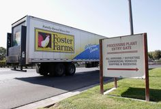 Foster Farms has recalled its chicken products across 11 different states due to a possible Salmonella contamination… And the USDA has no idea of the exact amount of chicken that could be tainted—or how many people could be eating it.