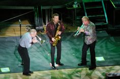That sound we all love....the Chicago Horns...Jimmy, Walt and Lee