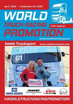 WORLD TRUCK RACING PROMOTION – a monthly online magazine focused on worldwide promotion and advertising of truck races on circuits, inclusive of the truck shows and festivals complementing the races. Online Marketing, Social Media Marketing, Digital Marketing, Automobile Companies, Tata Motors, Used Trucks, Online Advertising, Sale Promotion, Commercial Vehicle