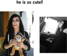You can never have to much Ricky Horror ^_^ Motionless In White