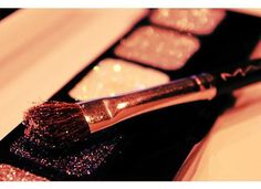 Beautiful mac cosmetics brushes