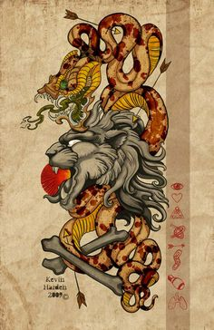 To Kill the Lion fin by KevinHarden on DeviantArt