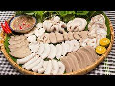 (1669) 3 MẸO LÀM SẠCH LÒNG HEO & CÁCH LUỘC LÒNG TRẮNG GIÒN NGON NHẤT - CKK - YouTube Viet Food, Vietnamese Cuisine, Pasta Salad, Table Decorations, Ethnic Recipes, Youtube, Home Decor, Crab Pasta Salad, Decoration Home
