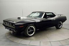 1971 Plymouth HEMI 'Cuda.