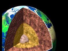 Unidad 2: Las capas de la Tierra. Video- YouTube